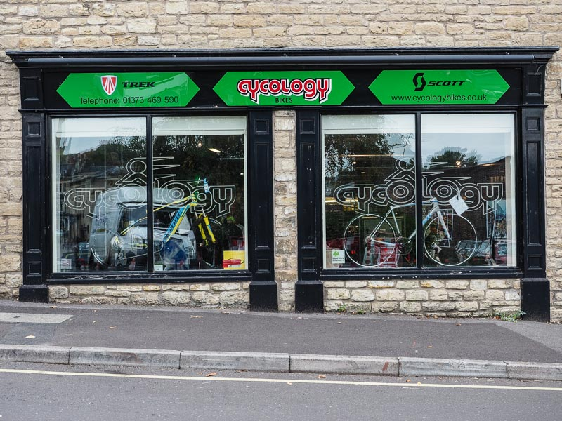 Cycology Bikes, Frome